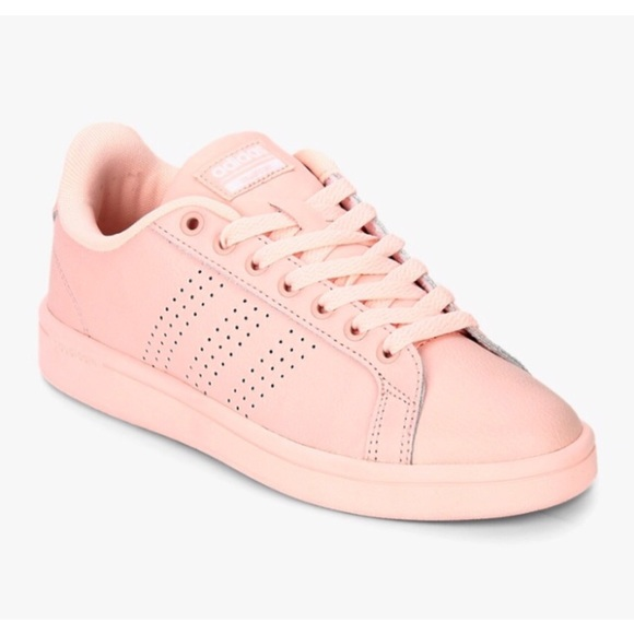 official photos ab78e 8b07f adidas Shoes - ADIDAS Neo Light Pink Cloudfoam Sneakers